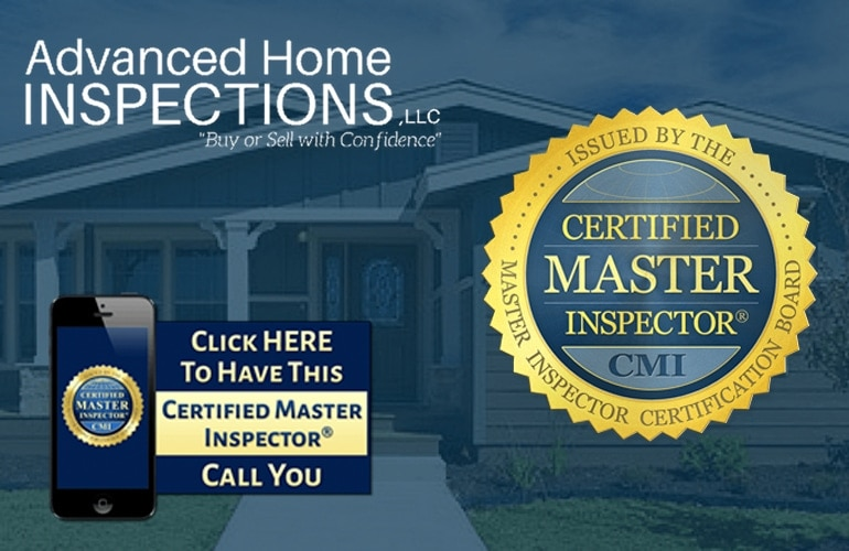 Advanced Home Inspections - Click to Have Us Call You!