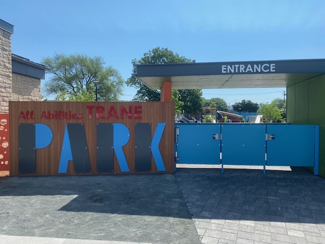 Introducing the All Abilities Trane Park!